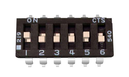 Sabertooth Switch Settings 9600 baud