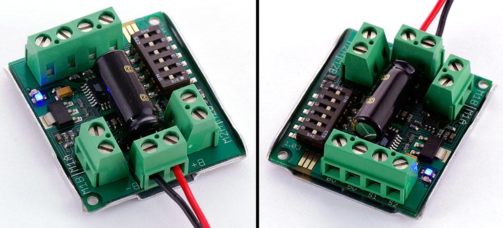 Sabertooth 2x5 Regenerative Dual Motor Driver Analog R