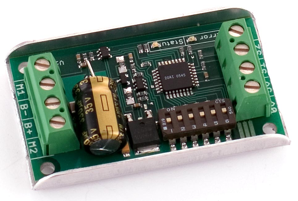 Syren 10a Regenerative Motor Driver Analog R C And