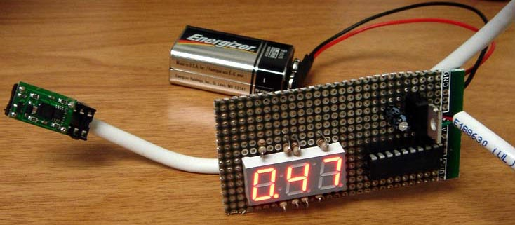 Building A G Meter With De Accm