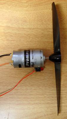 Promax 480 motor