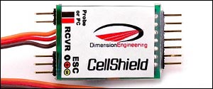 CellShield lithium cutoff