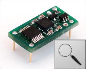 DE-ACCM3D Tri-axis accelerometer for 3D measurement with